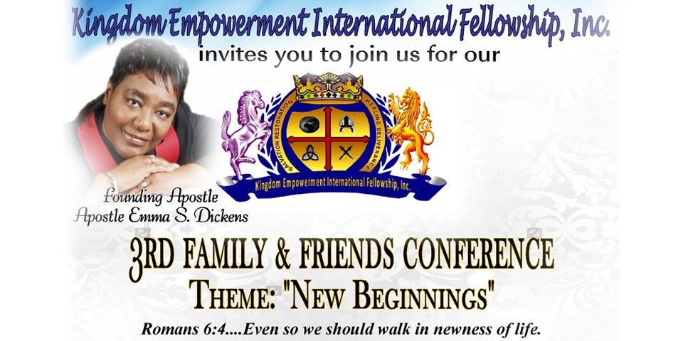 KEIF Family and Friends Conference